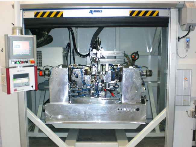 Construction of special-purpose machinery